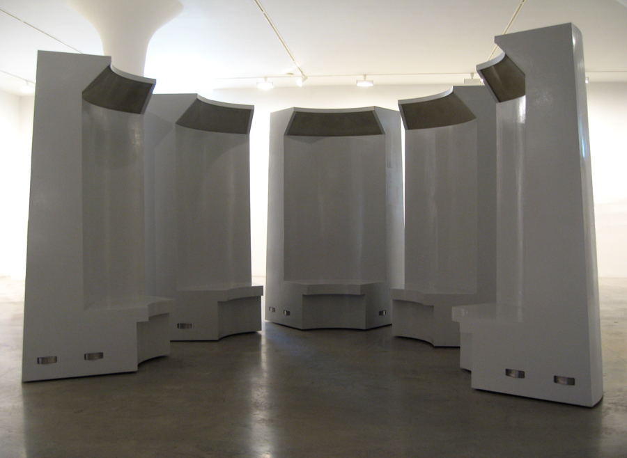 Conversation Booth, 2010
